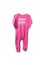 Rabbit Skins 03327 Born to Farm L/S Bodysuit