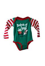 Rabbit Skins 03384 Bushels of Joy Bodysuit