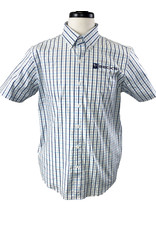 Cutter and Buck 03245 Cutter & Buck Soar Windowpane S/S Shirt