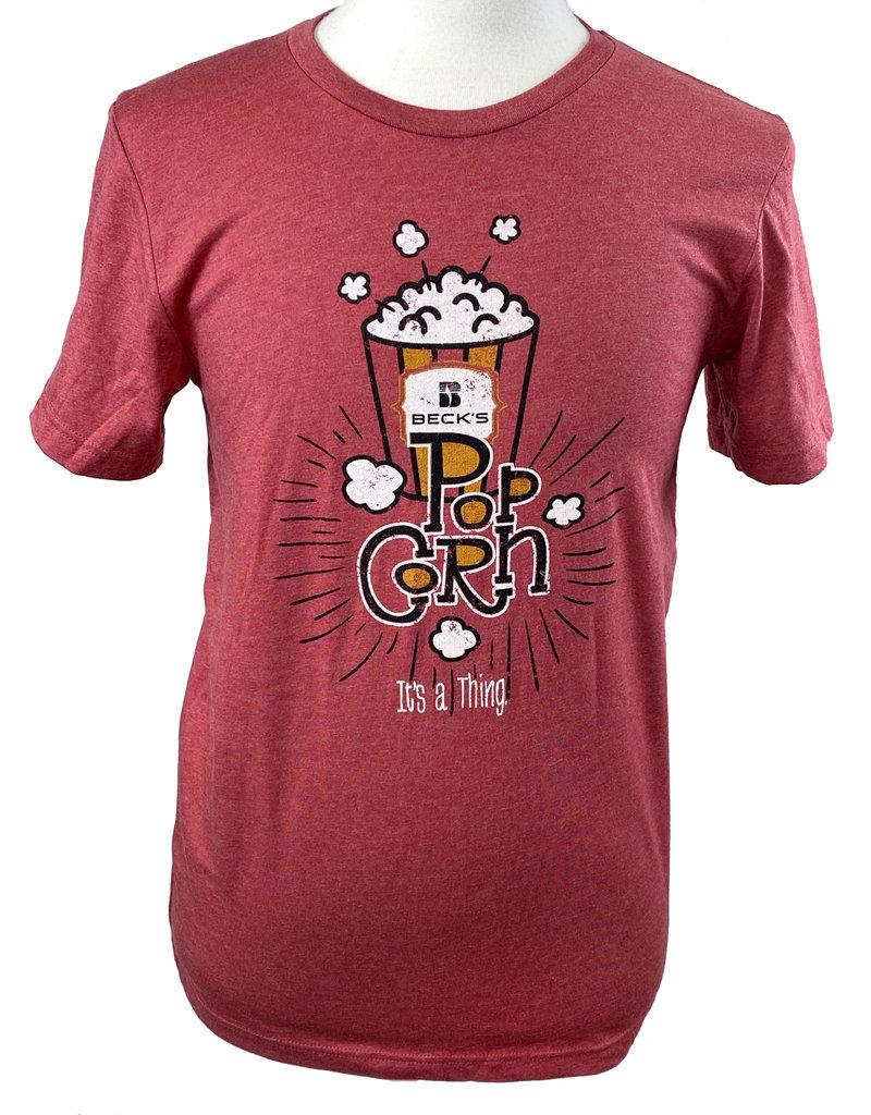 Bella + Canvas 03316 Popcorn T-Shirt