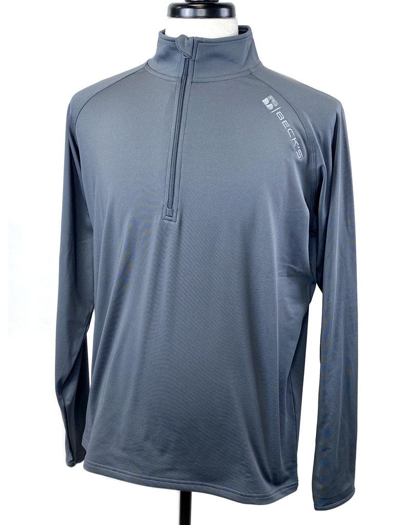 Sport-Tek 03344 Sport-Tek 1/2 Zipped Pullover