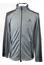 Port Authority 03364 Men's Port Auth. Grid Fleece Jacket