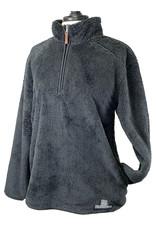 Boxercraft 03279 Women's Fuzzy Fleece 1/4 Zip Pullover
