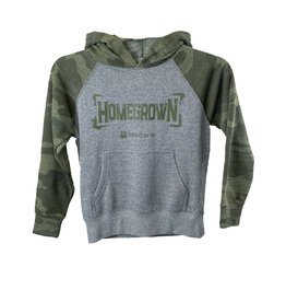 Independent Trading Company 03324 Ind. Toddler Homegrown Hoodie