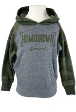 Independent Trading Company 03325 Ind.  Homegrown Youth Hoodie