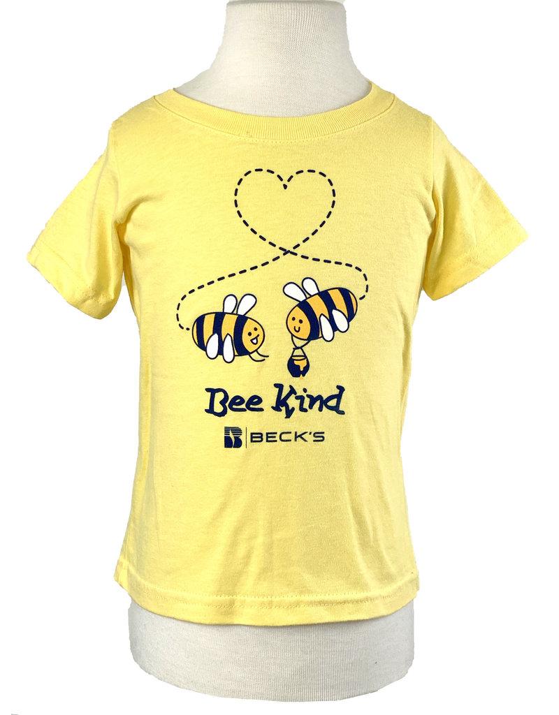 Rabbit Skins 03267 Toddler Bee Kind T-Shirt