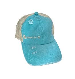 03374 Ponytail  Hat