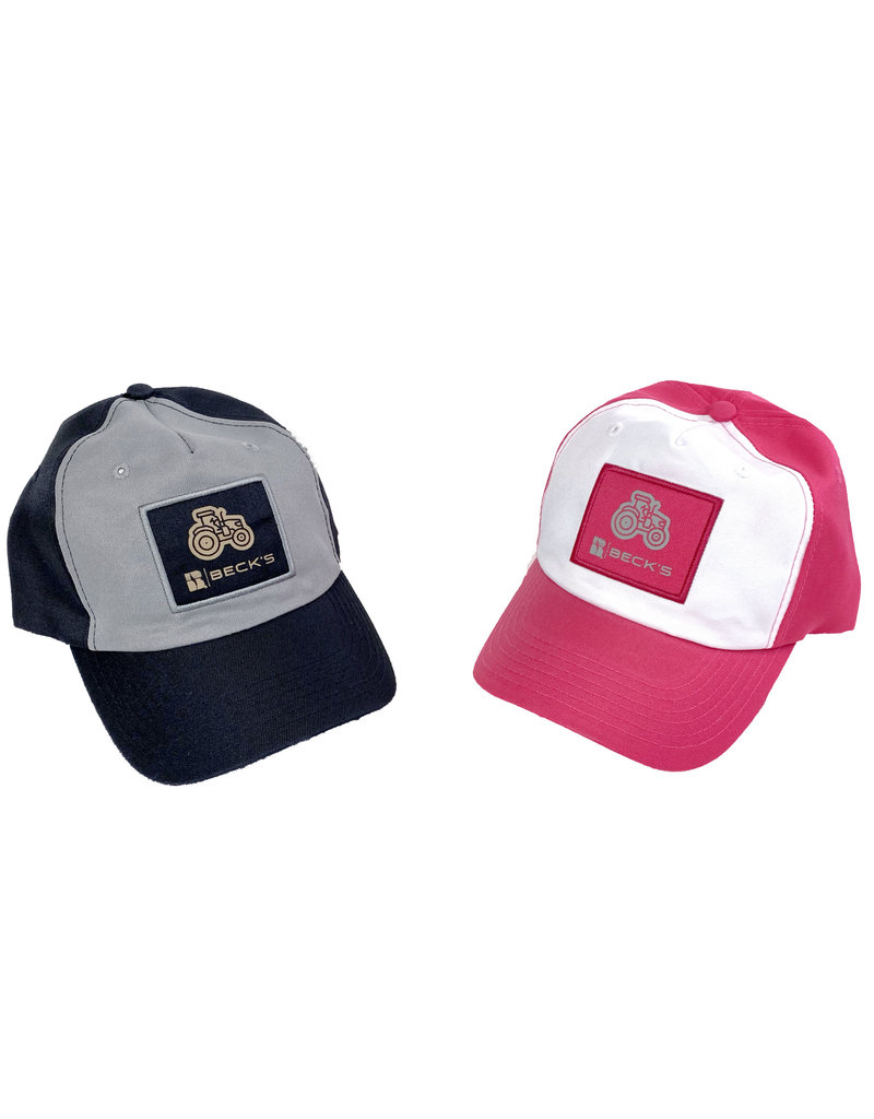 03263 Youth Tractor Hat