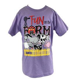 Rabbit Skins 03213 Toddler Fun On The Farm T-Shirt