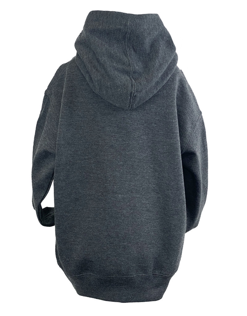 Independent Trading Company 03322 Ind. Youth Raglan Glitter Hoodie