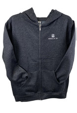 Independent Trading Company 03314 Independent Youth Full Zip Hoodie