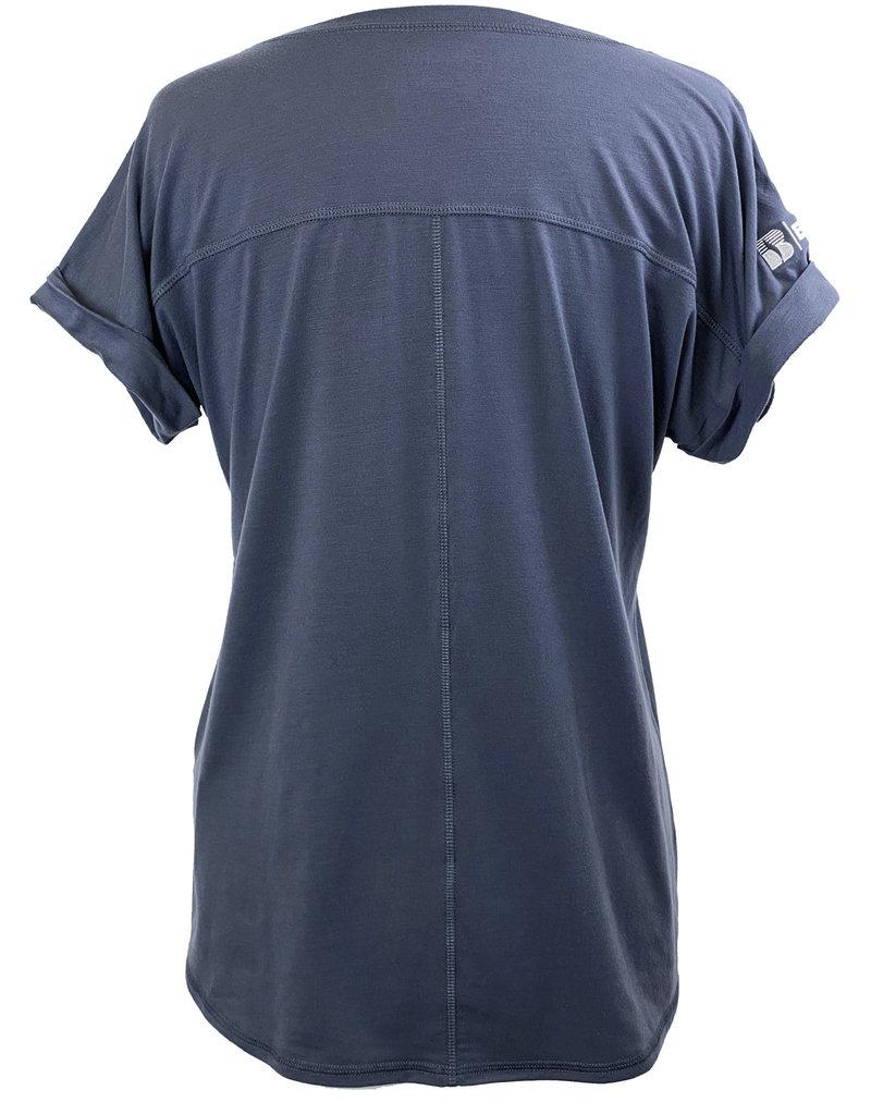 Ogio Women's Ogio Luuma Cuffed S/S Shirt