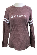 Pennant 03280 Women's Stripe L/S Shirt