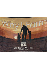 Why I Farm Blanket
