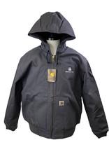 Carhartt 03411 Carhartt Flannel-lined Duck Jacket