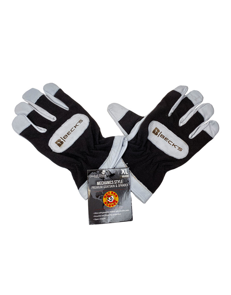 Global glove/ Hot rod 03249 Goatskin Gloves