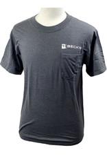 Hanes Hanes Pocket S/S T-Shirt