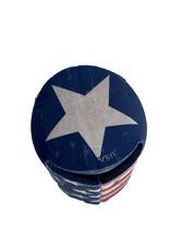 Norwood 03382 Flag Koozie
