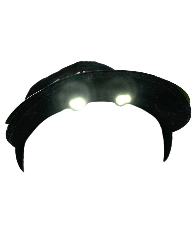01401 Unstructured Cap with Panther Vision Cap