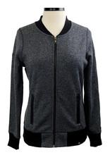 New Era Women's Baseball Full Zip Sweatshirt