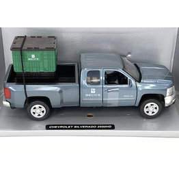 New Ray Pick Up Truck With Seed Box