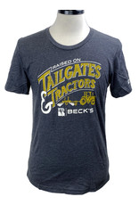 Bella+Canvas 02273 Tailgates and Tractors T-Shirt