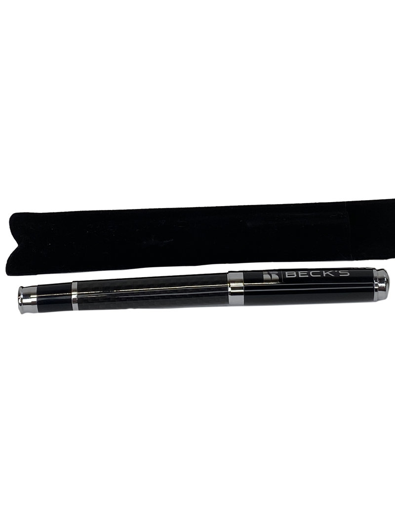 Corporate Imaging Concepts 03431 Bristol Rollerball Pen w/Velvet Sleeve