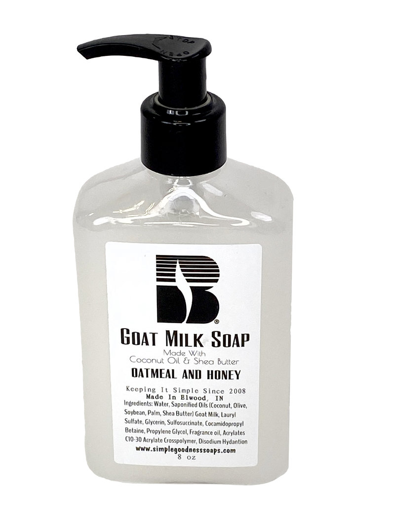 Simple Goodness 03303 Simple Goodness Liquid Hand Soap
