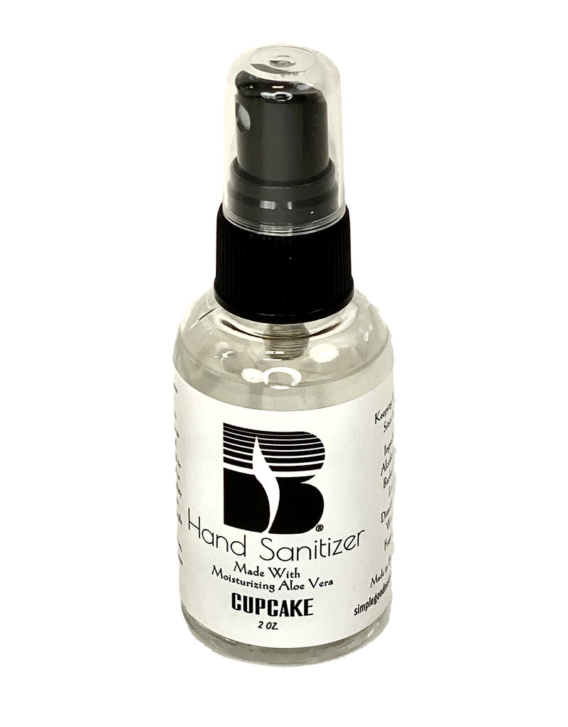 Simple Goodness 03304 Simple Goodness Hand Sanitizer Spray