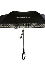 Sweda Inverted Double Layer Umbrella