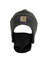 Carhartt 03340 Carhartt Fleece 2-in-1 Hat