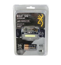 03419 Browning Night Gig  LED Headlamp
