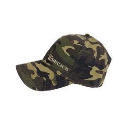 Otto A-Flex 03436 A flex Camo Cap