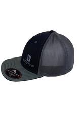 Pacific Headwear 03441 Flex Fit Trucker Hat