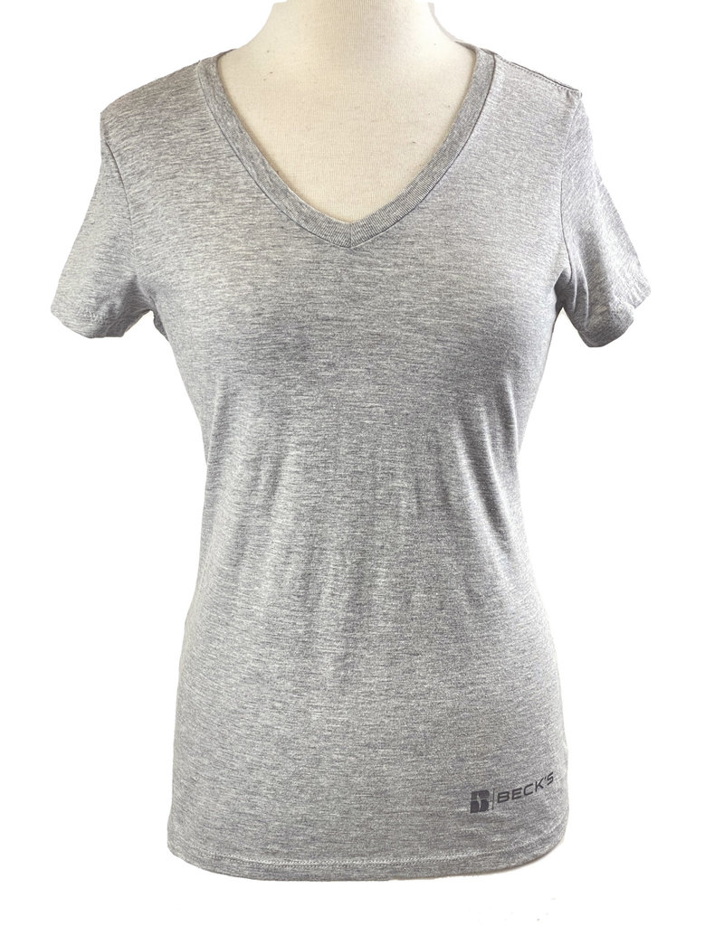 District Made 03450 Women's Perfect V-Neck Tee