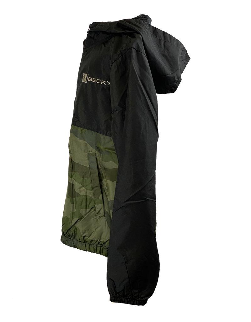 Independent Trading Company 03451 Youth Windbreaker Jacket