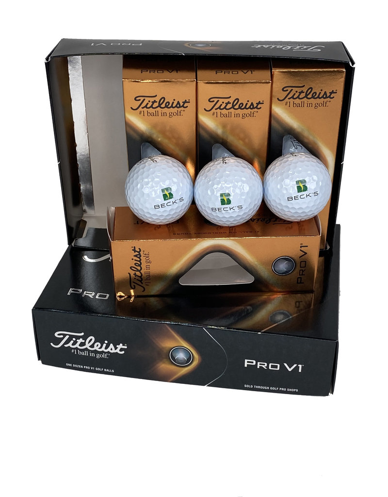 Titleist 00827 Titleist Pro V1 Golf Balls