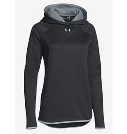 Under Armour 02077 Womens UnderArmour Double Threat Fleece Hoodie
