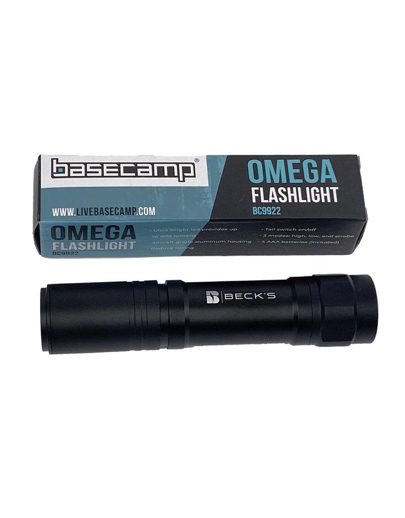 Basecamp 03490 Basecamp Omega Flashlight