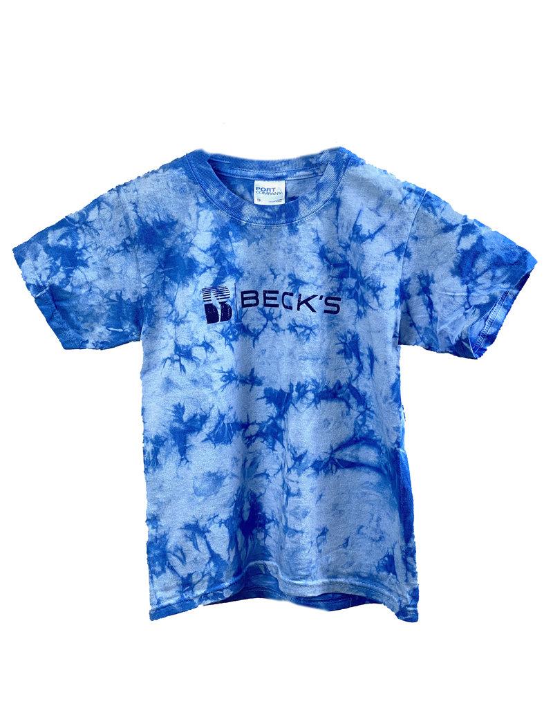 Port & Company 03510 Youth Tie Dye T-Shirt