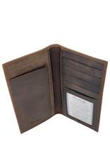 Cambridge Leather Checkbook Cover