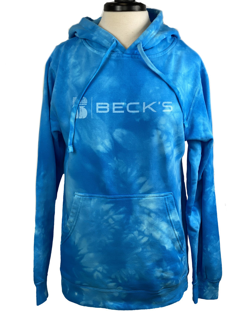 Independent Trading Company 03525 Independent Tie Dye Hoodie