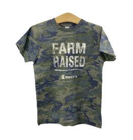 LAT 03569 Youth Farm Raised T-Shirt