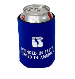Scuba Coolie 03618 USA Made Koozie Founded in Faith