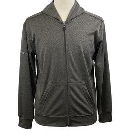Akwa 03609 Akwa USA Made Men's Hooded Zip Jacket