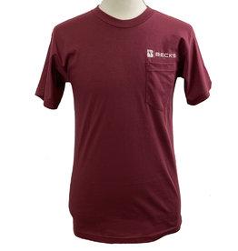 Bayside 03621 USA Made Pocket T-Shirt