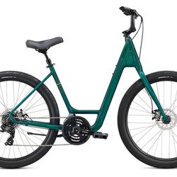 Specialized Roll Low Entry (Teal Tint / Hyper Green)
