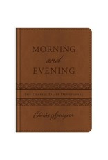 Morning and Evening  - Classic Daily Devotional