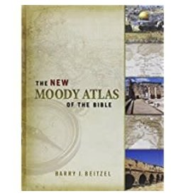 New Moody Atlas of the Bible