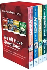 New Answers Book 1-4 Set